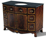 Vessel Stand Vanity Chest By Scarborough House