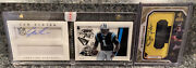 Cam Newton Auto Patch Jersey 5/5 Rookie Playbook Ebay 1/1 And Rare 1/2 Flacco Rpa