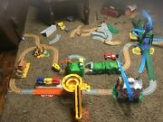 Geo Trax Multiple Sets Including Trains Planes And Automobiles Excellent Used Cond