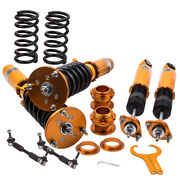 Coilover Kits Fit Bmw Z4 E85 2003-2008 Convertible Adj. Damper Shock Absorbers
