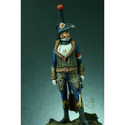 Colonel Aide-de-camp Of The Italy Army Painted Tin Toy Soldier Pre Sale   Art