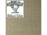 7and039 Championship Couture Caroline Pool Table Cloth Bisque Billiards Felt