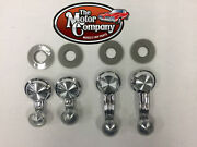 1973 1974 1975 1976 1977 442 Vent And Window Crank Handle Kit 4pc Clear Knob