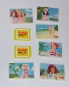 Lot 8 Barbie Cruise Ship Dream Boat Dance Party Replacement Kodak Photos And Film