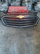 2018 Chevy Traverse Grille Oem Used