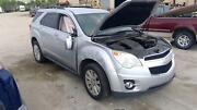 2010 Chevy Equinox Transmission Assembly Code Mh7 2.4l Vin W 8th Digit