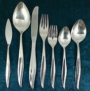 Oneida Deluxe Textura Stainless Flatware Sets/settings/groups Choice