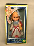 Vintage Dolls Of All Nations Italy