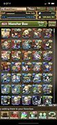 Puzzles And Dragons Rank 500+ Account