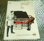 Nri Automotive Servicing Training Manual 1974 F12 Tires And Tire Service