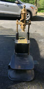 Very Rare Crown Cork And Seal Bottle Capping Machine Coca Cola Plant Soda Sign