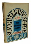Kurt Vonnegut / Slaughterhouse-five Or The Childrenand039s Crusade First Edition 1969