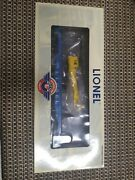 Lionel 29827 3419 Helicopter Launching Car New In Box