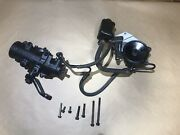 Jeep Wrangler Yj 91-95 Complete Power Steering Gear Box Pump Set-up Free Ship