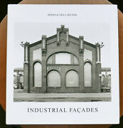 Bernd And Hilla Becher Industrial Facades Hardcover, 1998, Excellent Condition