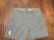 Usc Trojans Nike Football Golf Shorts Team Issued Spring Practice Shorts