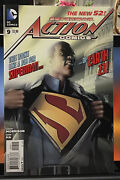 Dc New 52 Action Comics 01-910-3941-51 Annual 123 + More