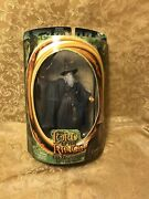 Lord Of The Rings Gandalf Light-up Staff Action Figure Toy Biz 2001 Sealed