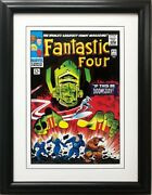 Marvel Fantastic Four 49 If This Be Doomsday Framed Comic Book Poster Art