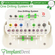 Dental Implant Drills One Drilling System Kit Surgical Tool Instrument