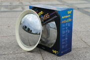 10s Baby Moon Chrome With White Wall Hubcap 2084cw Wheel Cover 4pcs Per Set