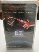From Mca Universal Home Video, A Family Classic, E. T. - Vhs - New Sealed