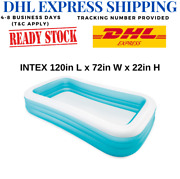 Family Inflatable Swimming Pool Outdoor For Baby Swim Center Family Pools - Dhl