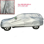 Full Car Cover Rain Heat Dust Resistant Protection Fit For Ford Escape Lexus
