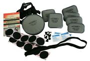 Skydex Pasgt Ballistic Helmet Pads Upgrade Kit Chinstrap 1 Thick Pads Lwh