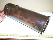 Old Ihc 6hp Type M Cylinder Sleeve Liner Hit Miss Engine Steam Oiler Magneto Wow