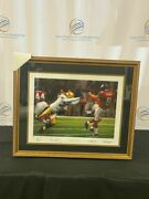 Return To The Dome Signed By Steve Gleason Sean Payton And Drew Brees