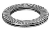 5/8/m16 316 Stainless Steel Heico Lock Bolt Securing Lock Washer - New 100/pack