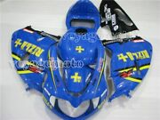 Blue Injection Abs Fairing Bodywork Kit Fit For Suzuki Tl1000r 1998-2002 A17