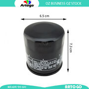 Engine Oil Filter Fit Kawasakizg1400 Concours Gtr14002008 2009 2010