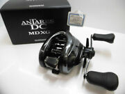Shimano Antares Dc Mdxg Bass Fishing Bait Casting Reel From Stylish Anglers