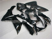 Flame Injection Plastic Kit Fairing Fit For Suzuki Gsxr 600 750 2011 2015 K4 12