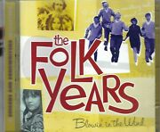 Time Life The Folk Years 'blowin' In The Wind' 30 Tracks 2 Cds Like New