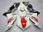 White Red Black Injection Molding Abs Fairing Fit For Yamaha 2004-2006 Yzf R1 23