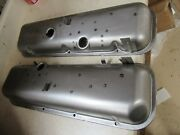 1965-66 Chevelle Painted Type New Correct Exact Valve Cover 427 And 396 425hp