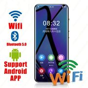 Mp3 Player Android Hifi Music Wifi Touch Screen Fm Ebook Video Records