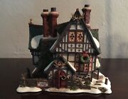 Lot Of 20+ Dept 56 Heritage Village Christmas Retired Collection - Ec