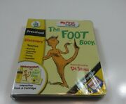 My First Leap Pad The Foot Book. Educational. New And Sealed
