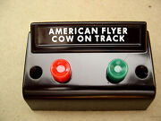 Repro 2 Button Controller For American Flyer Cow-on-track