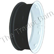 12x38 8 Dimple Rear Rim For Tractors W/cast Center Dish Fits Oliver 66 70 77 88+