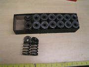 1956 Olds 324 Valve Springs 16 Pcs And Used Retainers  4d