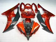 New Injection Mold Fairing Fit For Yamaha 2008-2015 Yzf-r6 R600 Set Body Work 23