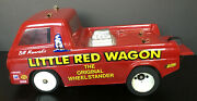 Vintage Bolink 1/12 Scale Little Red Wagon Assembled With Box B-1353 Rc