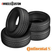 4 X New Continental Truecontact Tour 185/65r15 88t Tires