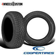 2 X New Cooper Evolution Winter 225/45r17xl 94t Tires