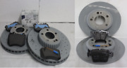 Genuine Mercedes-benz W213 E-class Front And Rear Discs And Pads Kit New